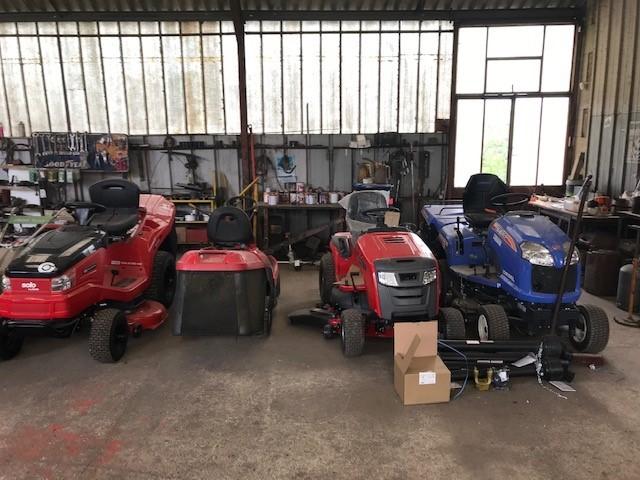 Réparation et vente de matériel agricole Nouvelle-Aquitaine